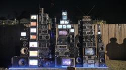 Electric Skyline Installation
