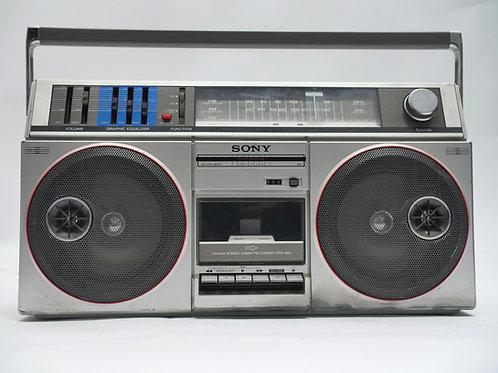 Sony CFS-500 (Rental Only)