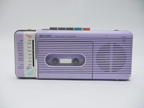 Sharp QT-5(L) Lavender