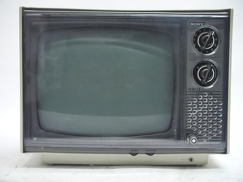 Sony TV-123 Oscilloscope TV