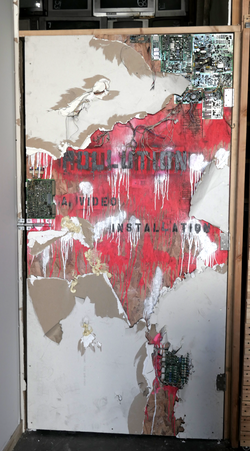 Pollution Entrance