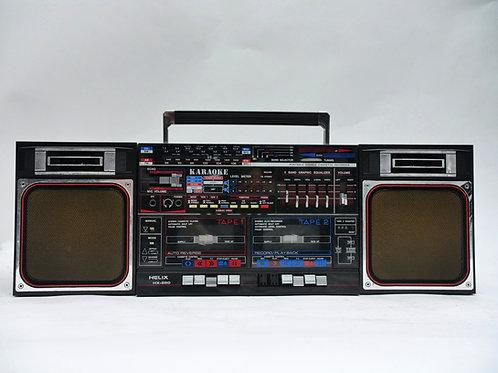 Helix HX-850 Karaoke (Rental Only)