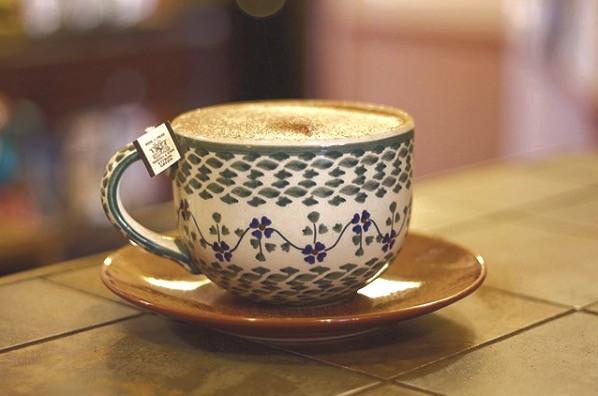 Green Tea Vanilla Latte