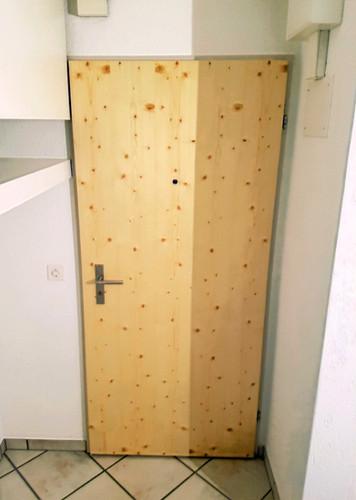 Holztüre