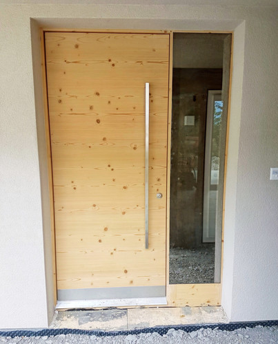 Holztür