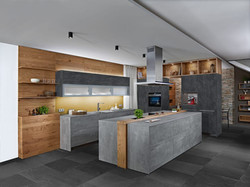 ewe Küche Concreto