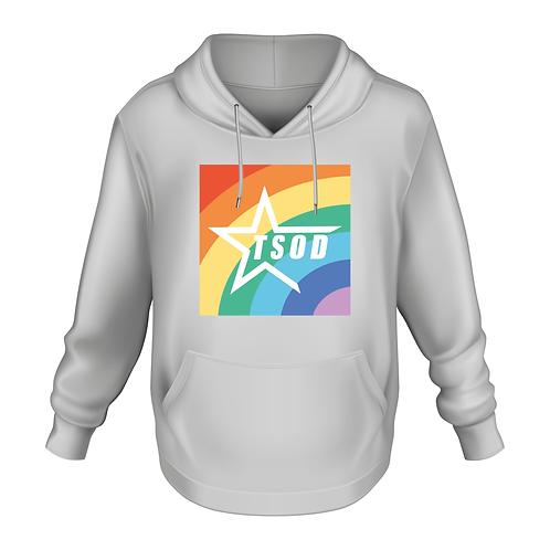 Unisex Hoodie - Rainbow Logo