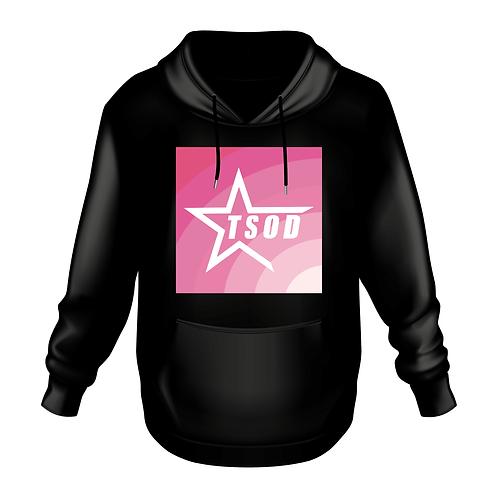 Unisex Hoodie - Pink Logo
