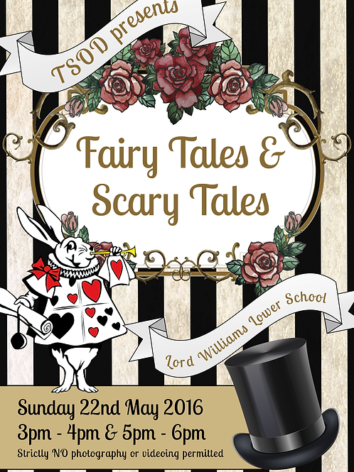Fairy Tales and Scary Tales