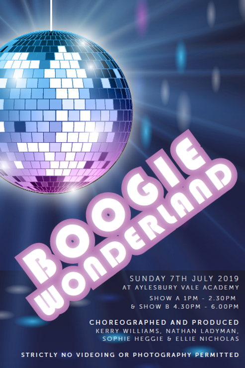 TSOD Boogie Wonderland 2019