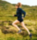 Mountain runner and running coach Sarah McCormack training in the Lake District