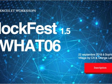 BlockFest 1.5 : tout savoir sur la blockchain
