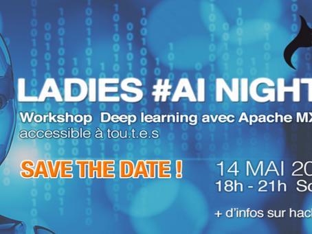 WorkShop Ladies AI Night