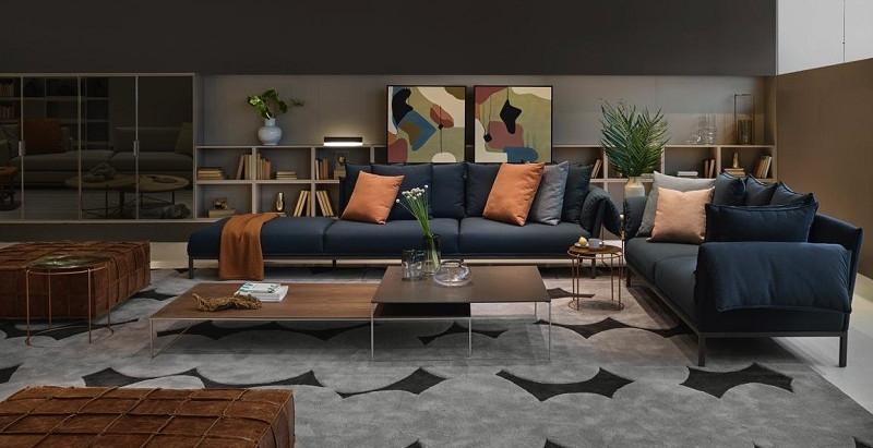 Tendencia design 2019: Paleta de cores modernista