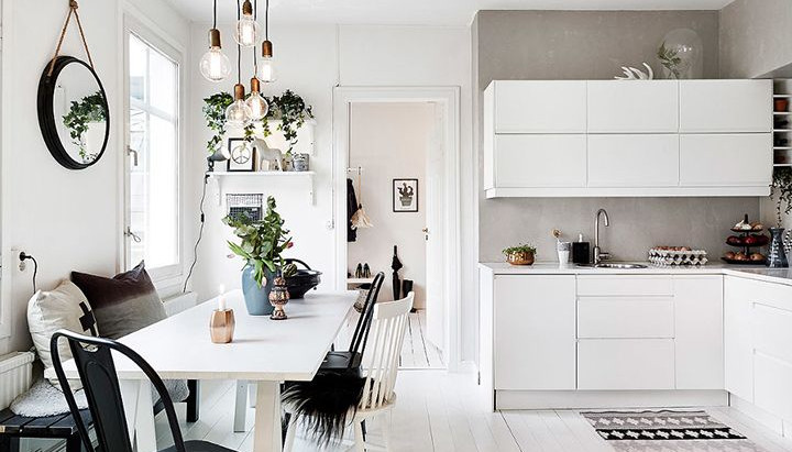 5 cozinhas no estilo minimalista