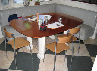 Custom Kitchen Table