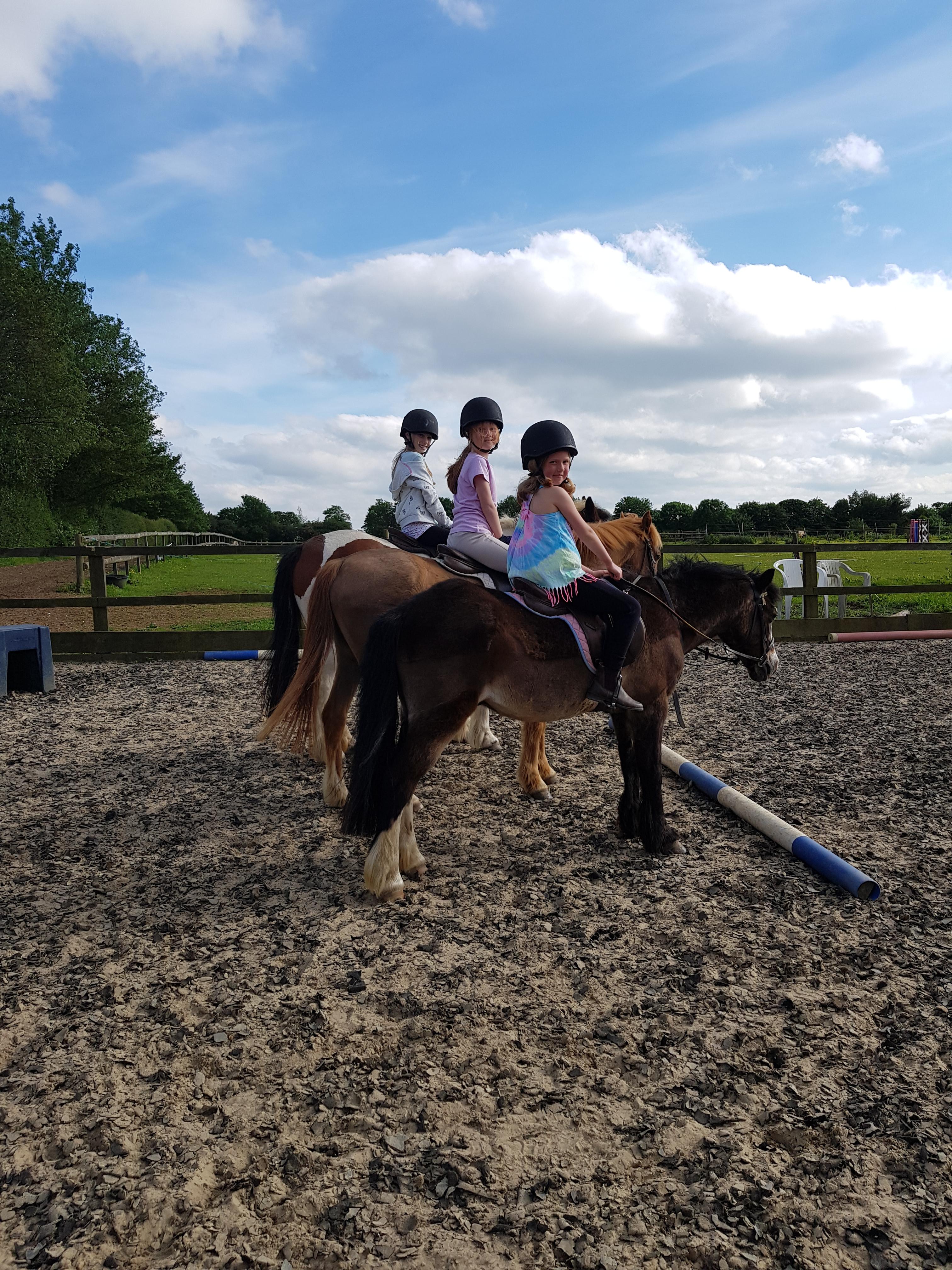 Saturday Pony Club - Sibling discount