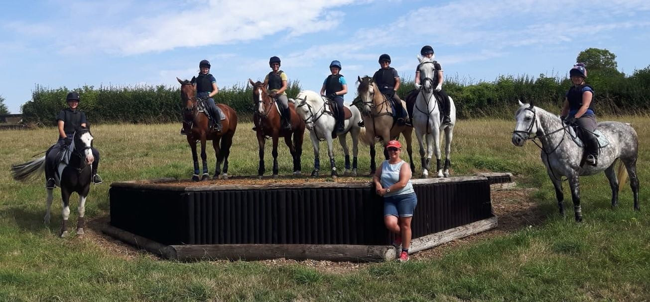 Adult Private Lesson (own horse)