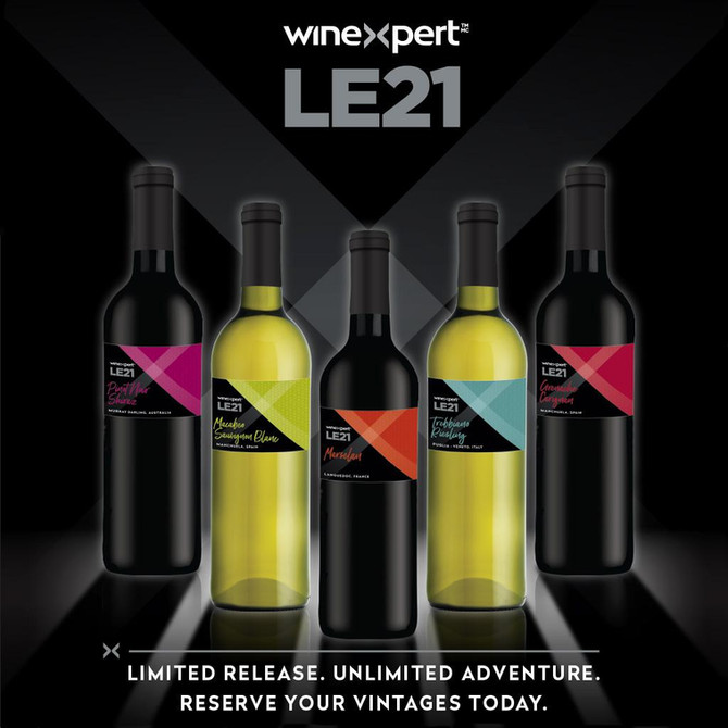 Winexpert LE21 Collection