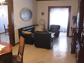 Salón-comedor piso muestra