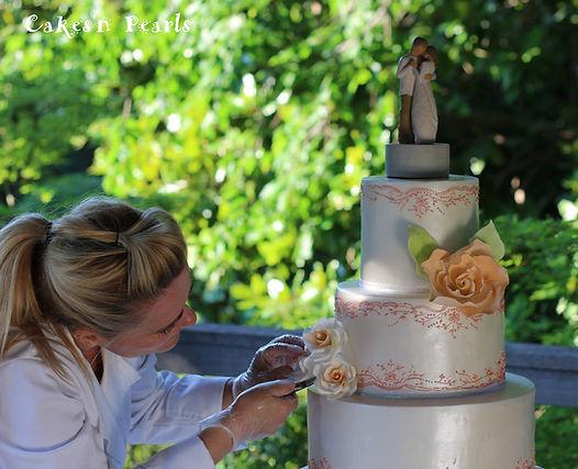 Wedding Cakes in Dallas TX