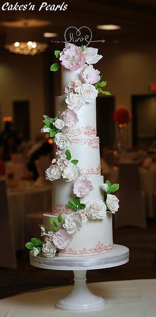 custom wedding cakes in dallas tx