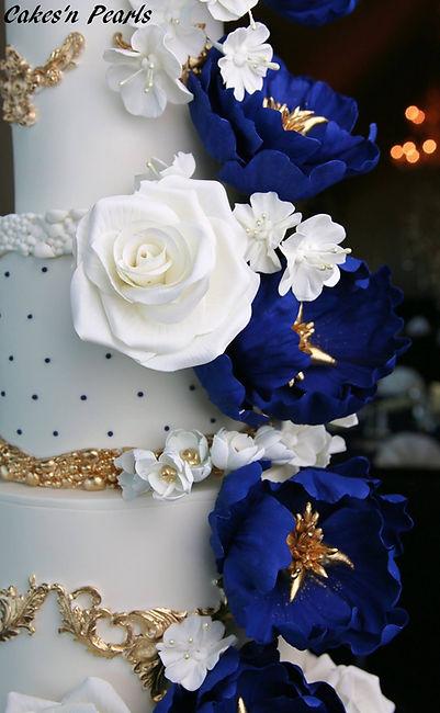 Dallas Wedding Cakes - delivery