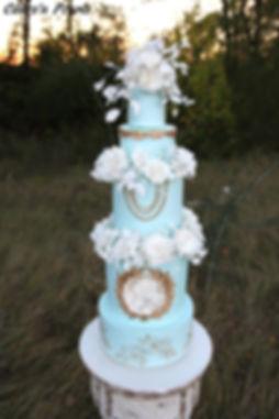 tiered wedding cakes dallas