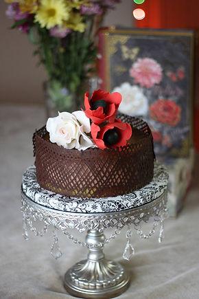 custom chocolate cake dallas