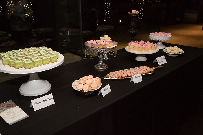 dessert tables for events