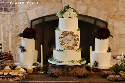 forth worth weddng cake baker