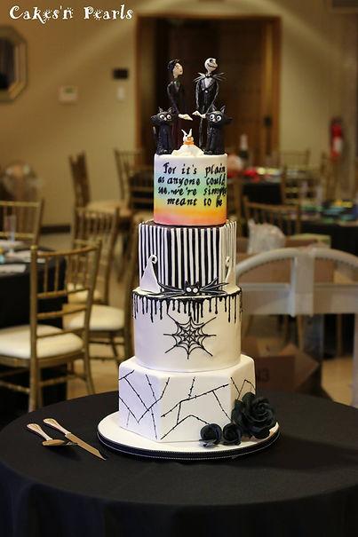 custom Disney wedding cakes dallas