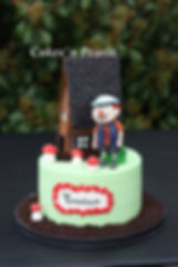 fun cake baker dallas