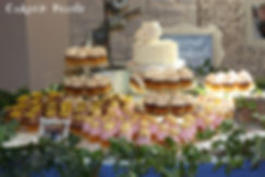 dessert table arrangement dallas tx
