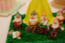 custom Snow White cake Dallas