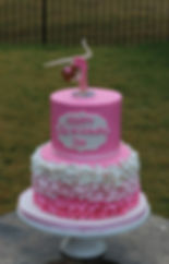 ballerina cake baker dallas