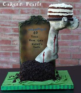 zombie cake baker dallas
