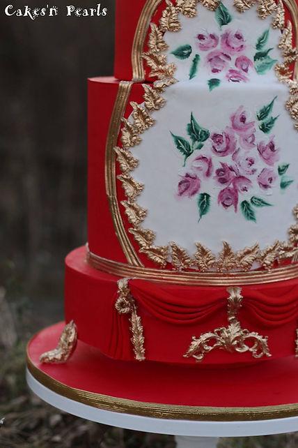 forth worth wedding cakes