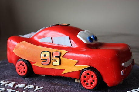 Cars cake baker dallas