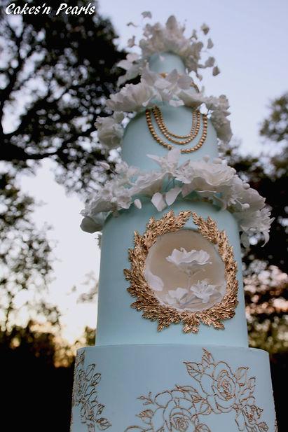 elegant wedding cakes dallas