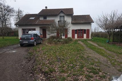 Maison sur 5 ha - agriterres.com