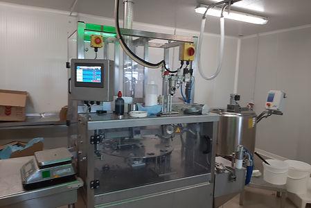 Production laitière bio agriterres