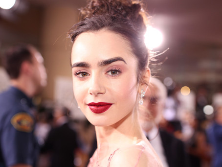 Lily Collins' Beauty, Fashion and Diet Secrets Revealed