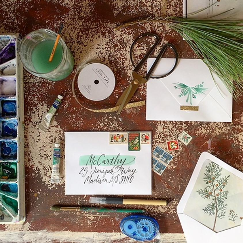 Elevated Envelopes | Meagan Babb