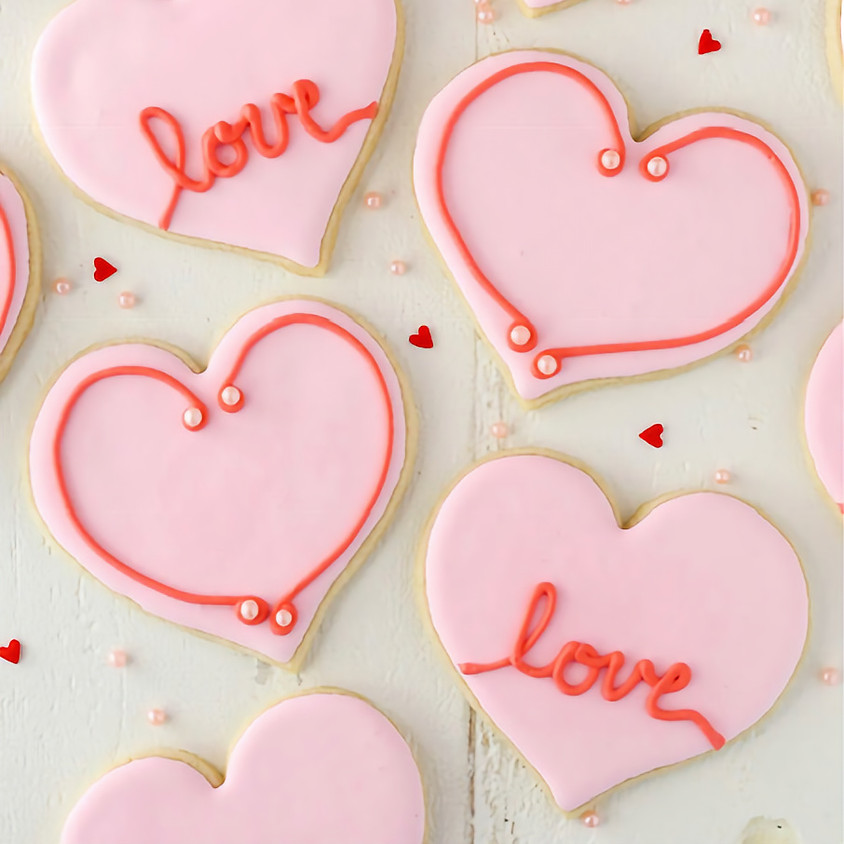 Valentine Cookies with Mary Myers Mitts