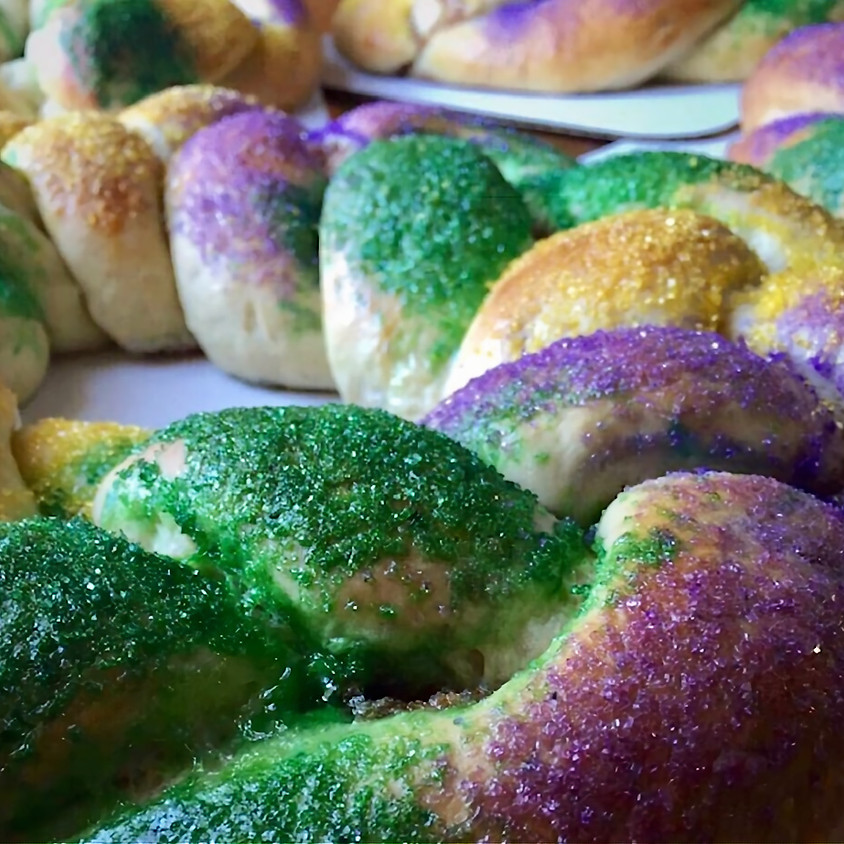 King Cake with Allison Young
