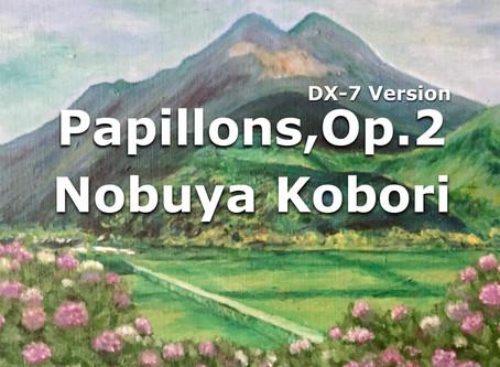 15th August 2020 Today's Nobuya Kobori New Release Album & YouTube BGM