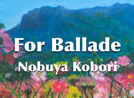 10th July 2020 Today's Nobuya Kobori New Release Album & YouTube BGM & Podcast Radio