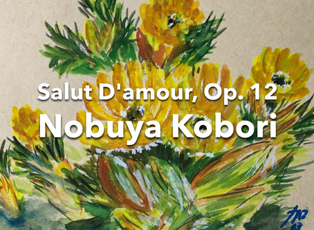 26th July 2020 Today's Nobuya Kobori New Release Album & YouTube BGM