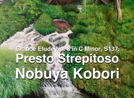 5th August 2020 Today's Nobuya Kobori New Release Album & YouTube BGM